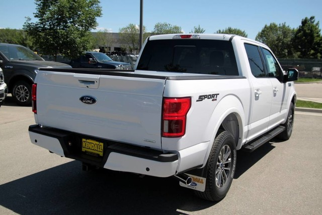 2019 F-150 SuperCrew Cab 4x4,  Pickup #RN19368 - photo 2