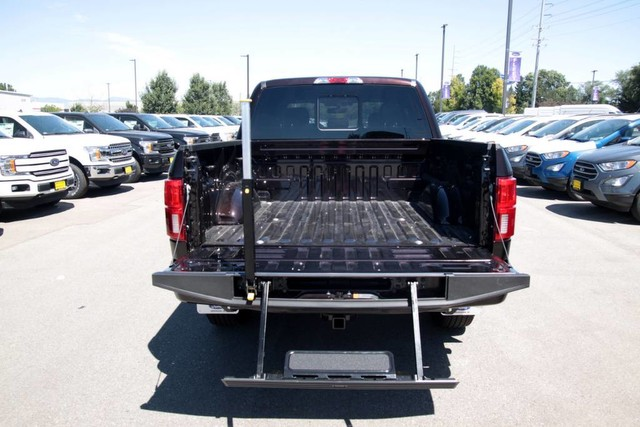 2019 F-150 SuperCrew Cab 4x4,  Pickup #RN19390 - photo 10