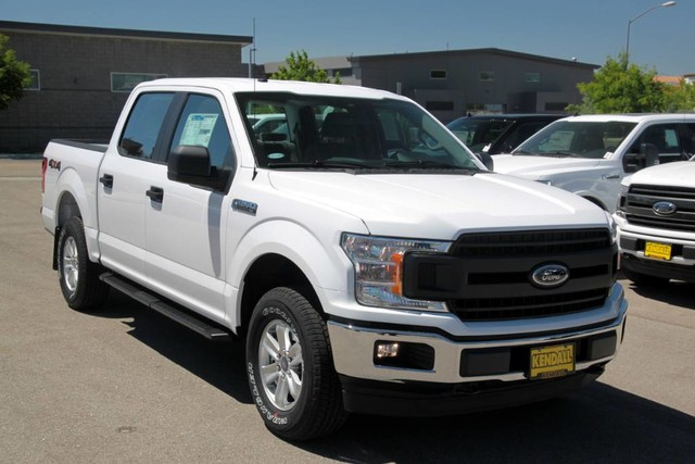 2019 F-150 SuperCrew Cab 4x4,  Pickup #RN19460 - photo 3