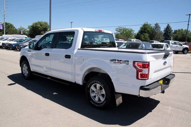 2019 F-150 SuperCrew Cab 4x4,  Pickup #RN19460 - photo 7
