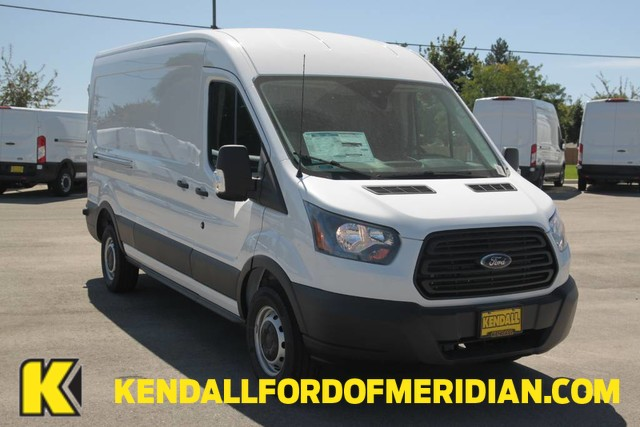 2019 Transit 250 Med Roof 4x2,  Empty Cargo Van #RN19474 - photo 1