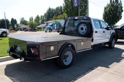 2019 F-550 Crew Cab DRW 4x4,  Bedrock Granite Series Platform Body #RN19489 - photo 2
