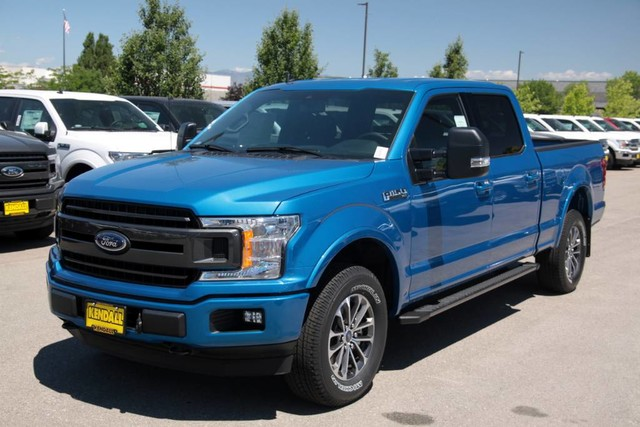 2019 F-150 SuperCrew Cab 4x4,  Pickup #RN19511 - photo 5