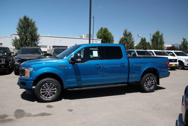 2019 F-150 SuperCrew Cab 4x4,  Pickup #RN19511 - photo 6