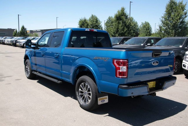 2019 F-150 SuperCrew Cab 4x4,  Pickup #RN19511 - photo 7
