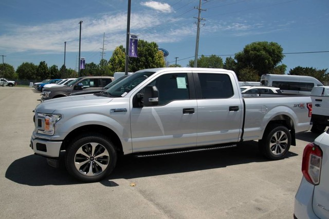 2019 F-150 SuperCrew Cab 4x4,  Pickup #RN19515 - photo 6