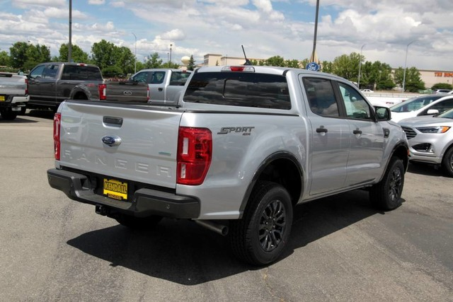 2019 Ranger SuperCrew Cab 4x4,  Pickup #RN19517 - photo 2