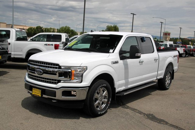 2019 F-150 SuperCrew Cab 4x4,  Pickup #RN19546 - photo 5