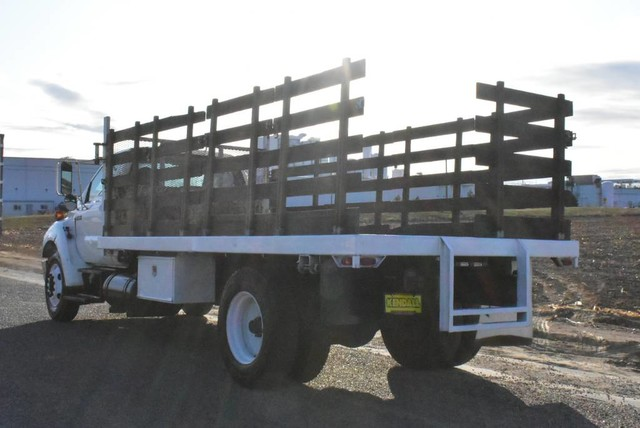 2005 F-650 Regular Cab DRW 4x2,  Stake Bed #RN19638T - photo 2