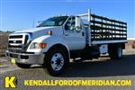 2005 F-650 Regular Cab DRW 4x2,  Stake Bed #RN19638T - photo 1