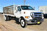 2005 F-650 Regular Cab DRW 4x2,  Stake Bed #RN19638T - photo 3