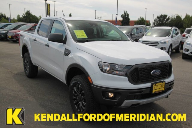 2019 Ford Ranger SuperCrew Cab 4x4, Pickup #RU8668T - photo 1