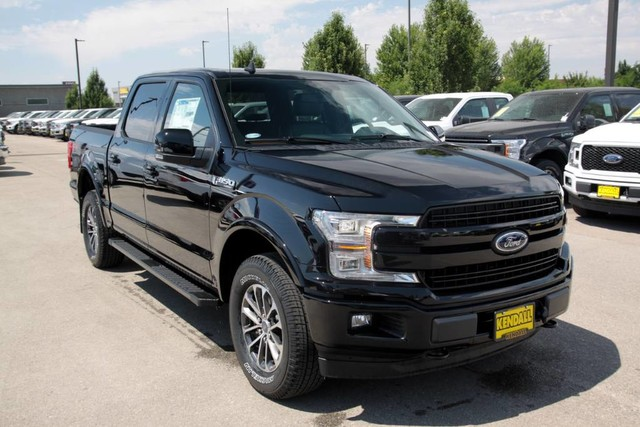 2019 F-150 SuperCrew Cab 4x4,  Pickup #RN19761 - photo 4