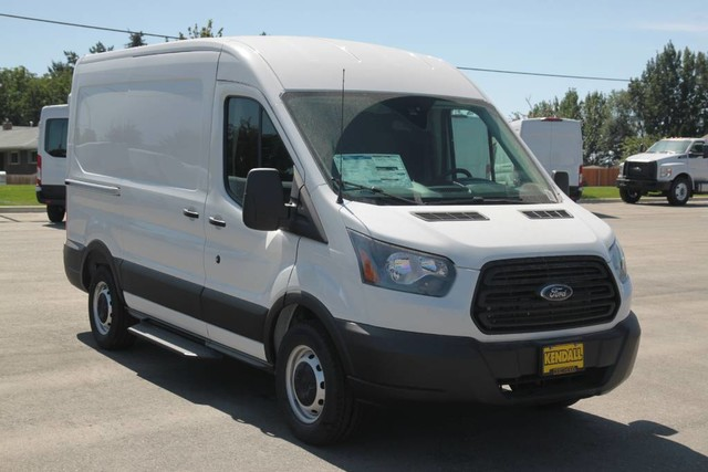 2019 Transit 150 Med Roof 4x2,  Empty Cargo Van #RN19773 - photo 1
