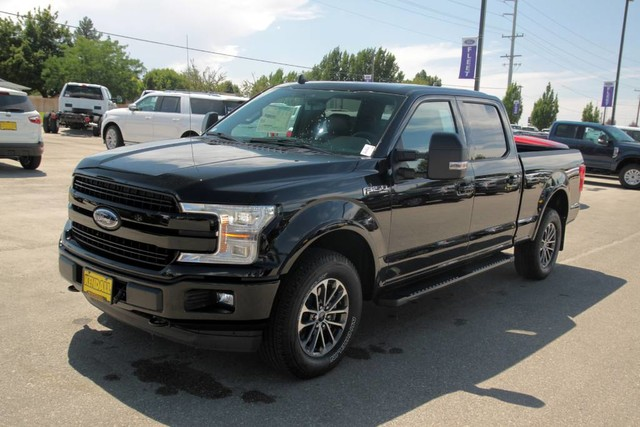 2019 F-150 SuperCrew Cab 4x4,  Pickup #RN19822 - photo 5