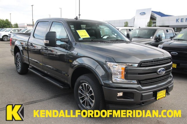 2019 F-150 SuperCrew Cab 4x4,  Pickup #RN19831 - photo 1