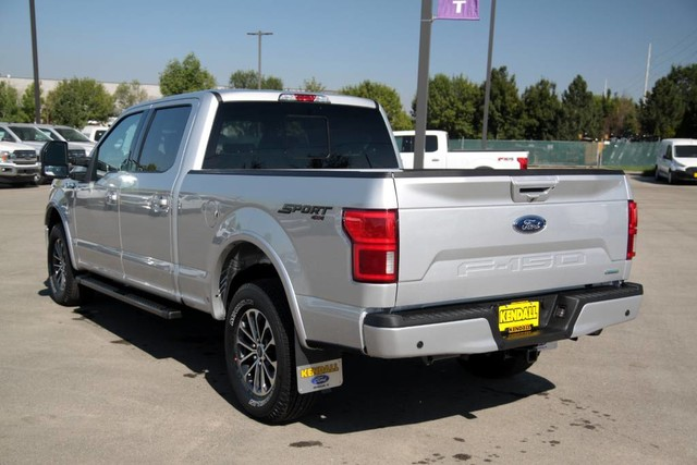 2019 F-150 SuperCrew Cab 4x4,  Pickup #RN19931 - photo 7