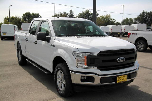 2019 F-150 SuperCrew Cab 4x4, Pickup #RN20026 - photo 3