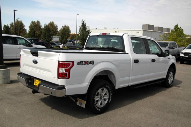 2019 F-150 SuperCrew Cab 4x4, Pickup #RN20026 - photo 1