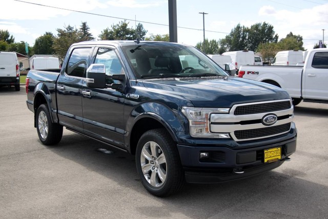 2019 F-150 SuperCrew Cab 4x4,  Pickup #RN20035 - photo 3