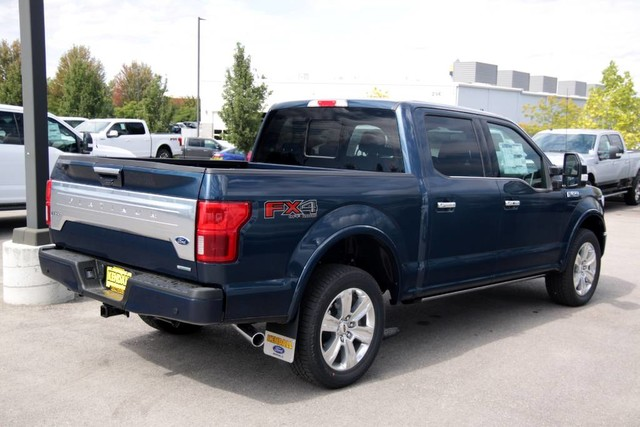 2019 F-150 SuperCrew Cab 4x4,  Pickup #RN20035 - photo 1