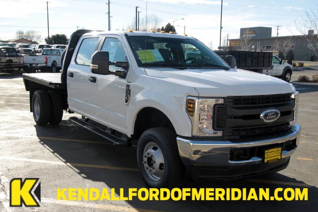 2019 F-350 Crew Cab DRW 4x4, Knapheide Platform Body #RN20090 - photo 1