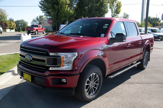 2019 F-150 SuperCrew Cab 4x4,  Pickup #RN20122 - photo 5