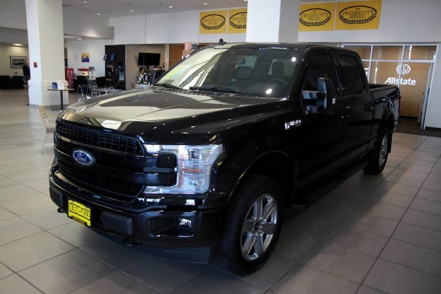 2019 F-150 SuperCrew Cab 4x4, Pickup #RN20130 - photo 4