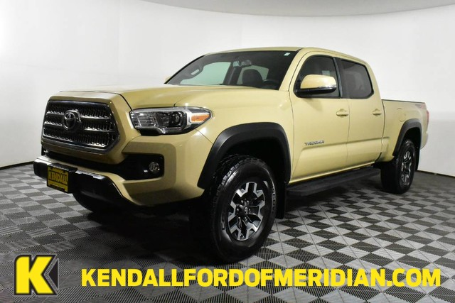 2017 Tacoma Double Cab 4x4, Pickup #RN20132B - photo 1