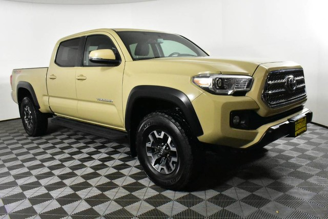 2017 Tacoma Double Cab 4x4, Pickup #RN20132B - photo 4