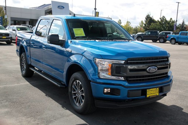 2019 F-150 SuperCrew Cab 4x4,  Pickup #RN20142 - photo 3