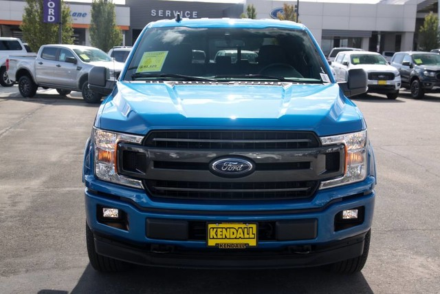 2019 F-150 SuperCrew Cab 4x4, Pickup #RN20142 - photo 4