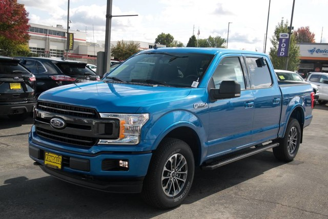 2019 F-150 SuperCrew Cab 4x4, Pickup #RN20142 - photo 5