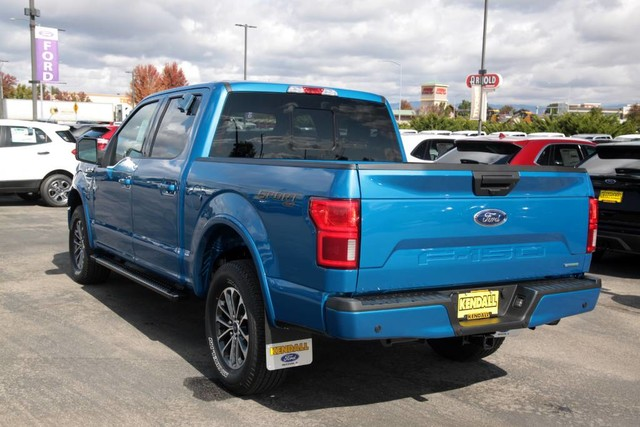 2019 F-150 SuperCrew Cab 4x4,  Pickup #RN20142 - photo 7