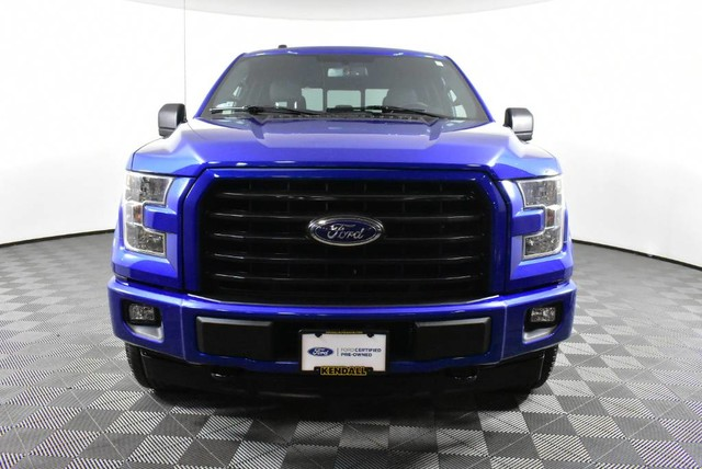 2017 F-150 SuperCrew Cab 4x4, Pickup #RN20142A - photo 3