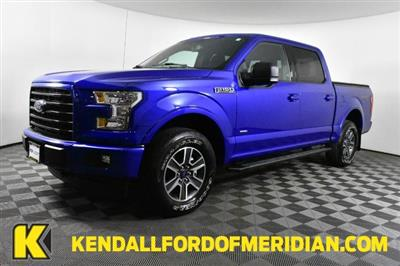2017 F-150 SuperCrew Cab 4x4, Pickup #RN20142A - photo 1