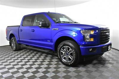 2017 F-150 SuperCrew Cab 4x4, Pickup #RN20142A - photo 4