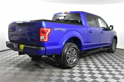 2017 F-150 SuperCrew Cab 4x4, Pickup #RN20142A - photo 7