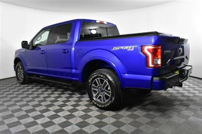 2017 F-150 SuperCrew Cab 4x4, Pickup #RN20142A - photo 2