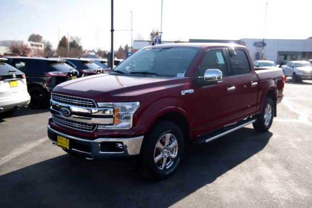 2019 F-150 SuperCrew Cab 4x4,  Pickup #RN20171 - photo 5