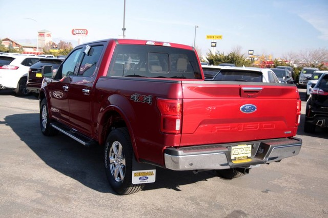 2019 F-150 SuperCrew Cab 4x4,  Pickup #RN20171 - photo 7