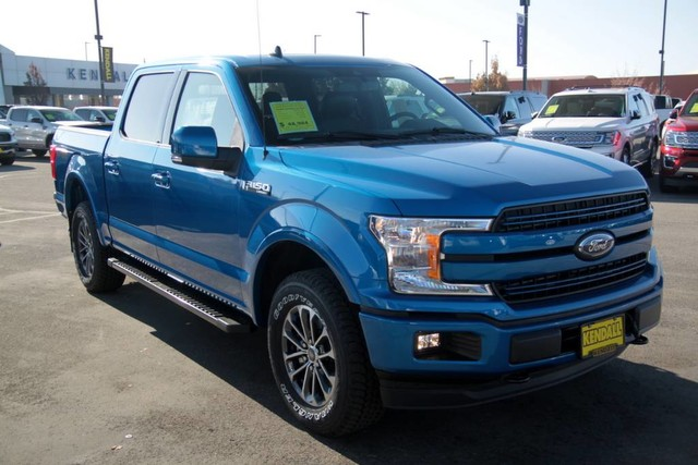 2019 F-150 SuperCrew Cab 4x4, Pickup #RN20188 - photo 3