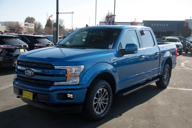 2019 F-150 SuperCrew Cab 4x4, Pickup #RN20188 - photo 5