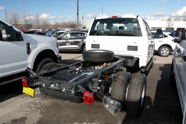 2019 F-350 Super Cab DRW 4x4, Cab Chassis #RN20192 - photo 1