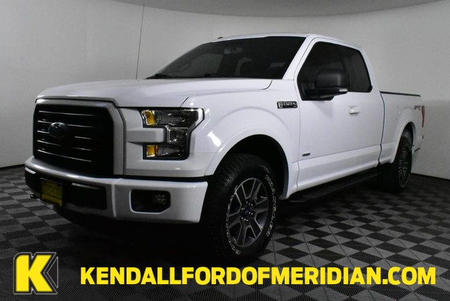 2016 F-150 Super Cab 4x4, Pickup #RN20201A - photo 1