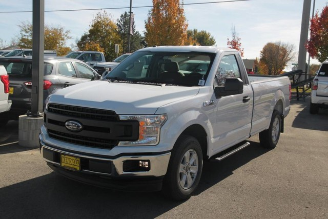 2019 F-150 Regular Cab 4x2, Pickup #RN20204 - photo 5