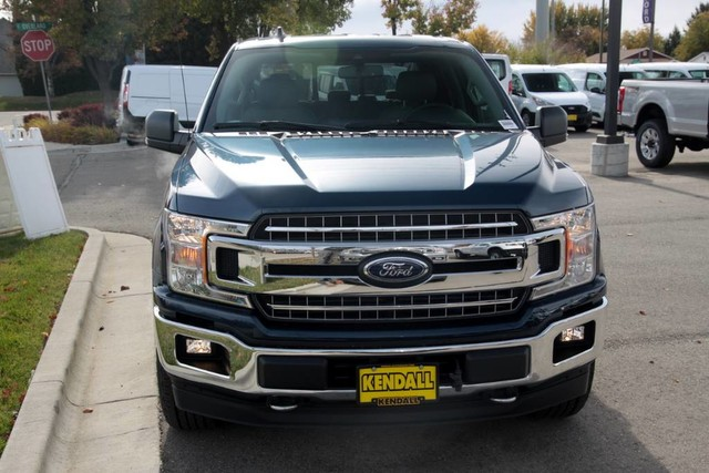 2019 F-150 SuperCrew Cab 4x4, Pickup #RN20259 - photo 4