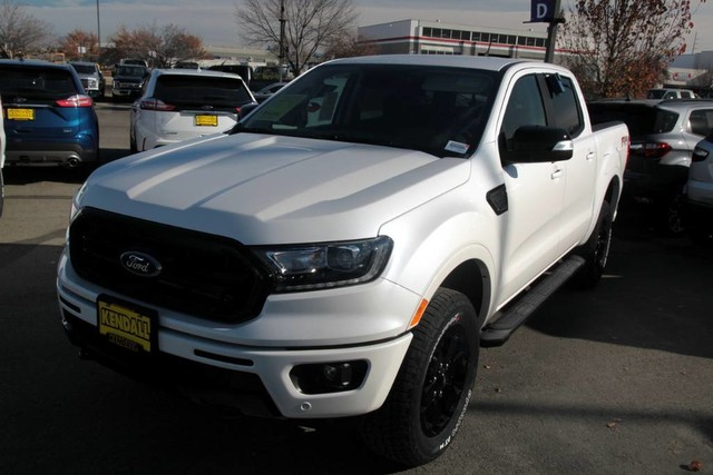 2019 Ranger SuperCrew Cab 4x4, Pickup #RN20261 - photo 5