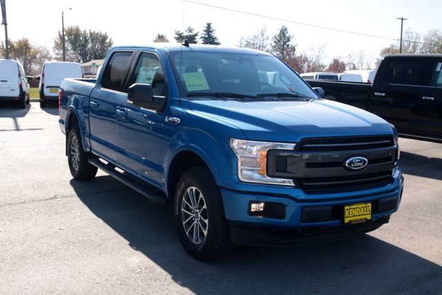 2020 F-150 SuperCrew Cab 4x4, Pickup #RN20269 - photo 3