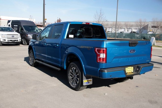 2020 F-150 SuperCrew Cab 4x4, Pickup #RN20269 - photo 7